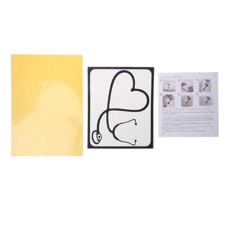 Наклейка для ноутбука для MacBook общий Забавный декор из ПВХ стикер