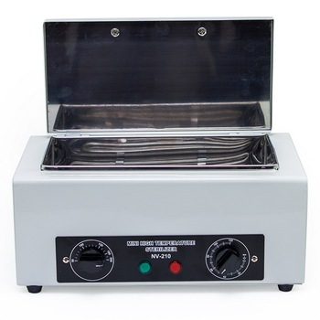 High Temperature Sterilizer Box Nail Manicure Instruments Towel Disinfection Cabinet for Salon Sterilizer Disinfection Tool