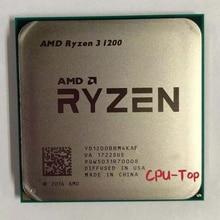 Procesador de CPU AMD Ryzen 3 1200 R3 1200 3,1 GHz Quad Core Quad Thread YD1200BBM4KAF Socket AM4