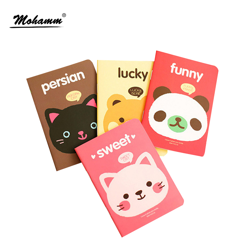 Travelers <font><b>Kawaii</b></font> Cute Diary Notebook Korean Stationery Notepad <font><b>Note</b></font> <font><b>Book</b></font> Paper image