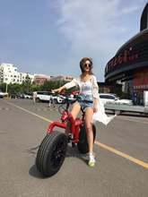 Горный велосипед fat tire из алюминиевого сплава двойные дисковые