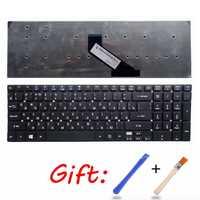 Russo Per ACER Aspire V3 V3-571 V3-571g V3-572 V3-572G V3-551 V3-771G 5755 5755g V5WE2 CM-5 RU Computer Portatile Del rimontaggio tastiera