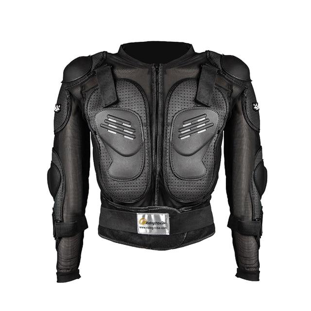 M-4XL Motorcycle Jackets Motocross Racing Full Body Protector Jacket Motocicleta Motos Body Armor Protective Gear Large Size 1
