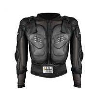 M-4XL Moto Giubbotti Corse di Motocross Protezione di Tutto Il Corpo Giacca Motociclo Motos Del Corpo Armatura Protettiva Gear di Grandi Dimensioni