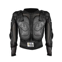 M-4XL Motorcycle Jackets Motocross Racing Full Body Protector Jacket Motocicleta Motos Body Armor Protective Gear Large Size scoyco am05 racing motorcycle body armor protector black size m