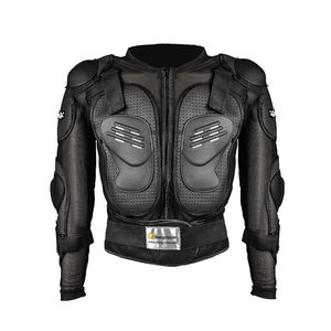 M-4XL Motorcycle Motocross Racing Full Body Protector Jacket Motocicleta Motos Armor Protective Gear Large Size