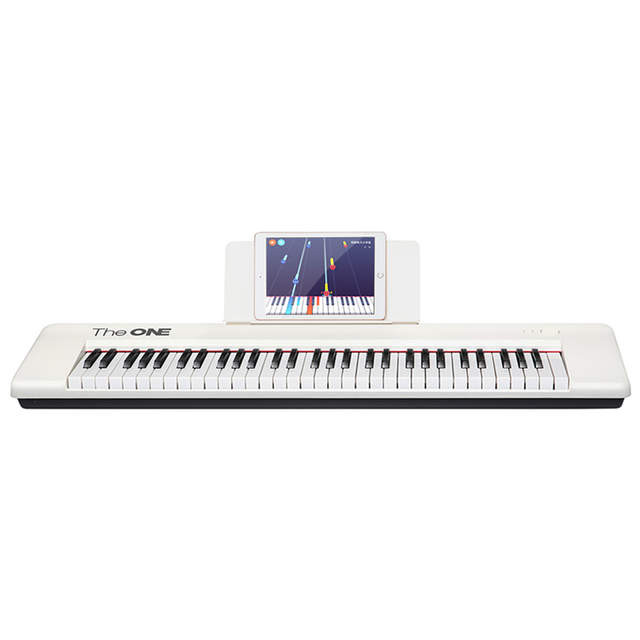 TheONE Keyboard Air 61 Key Ultra-thin and Portable Electronic Organ  Bluetooth Connection from Xiaomi youpin