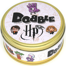 Dobble HP Spot It carte jeu jouet fer boîte 55 cartes Sport Fun famille animaux Jr Hip enfants jeu de société cadeau vacances Camping enfants Harried Potter