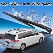 Hinten Fenster Windschutz Windschutz Wischer Arm Klinge Für Toyota Sienna 2004-2005 85241AE010