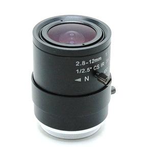 """Image 5 - 3MP HD 2.8 12 ミリメートル cctv レンズ Cs マウント手動焦点 IR 1/2。 7 """"1:1。 4 のためのセキュリティ IP カメラ"""