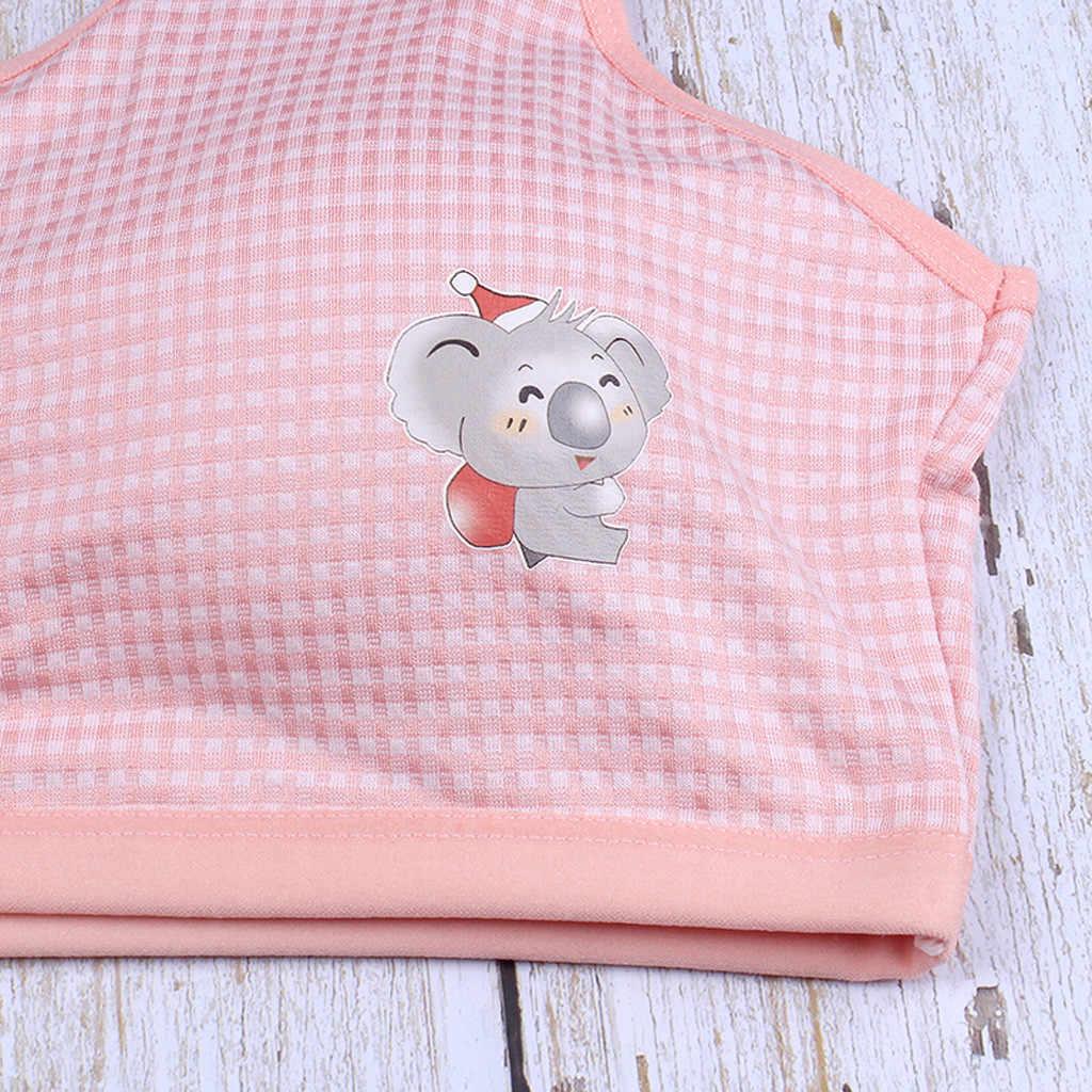Kinderkleding Ondergoed Kinderen Meisjes Ondergoed Verstelbare Beha Vest Kinderen Ondergoed Ondergoed Soft Sport Kleding