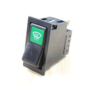 Samochód Rocker przełącznik ogrzewania duży rozmiar zmodyfikowany samochód przełącznik obwodu tanie i dobre opinie Large Size Heater Switch Warm Air Switch