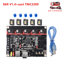 Skr V1.4 3D Printer Arm 32-Bit Cpu Moederbord Bigtreetech Btt Skr V1.4 32Bit Board 3D Printer Onderdelen TMC2209 tmc 2208 2130