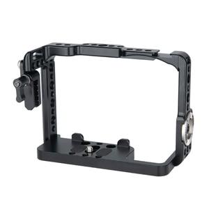 Image 5 - NICEYRIG DSLR soporte jaula de cámara para Sony A7MIII a7m3 A7RIII a7r3 A7RII a7r2 A7SII a7s2 A7II A7S A7R A7 dslr Rig Cámara Rig