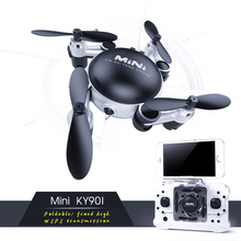 Foldable Camera Drone RC Mini wifi Quadcopter 2.4 4CH 6-Axis Gyro 3D UFO FPV Remote control Toys Kids Gift for Children drones brilink bh06 mini 2 4g radio control 4 ch quadcopter r c aircraft 3d tumbling w 6 axis gyro black