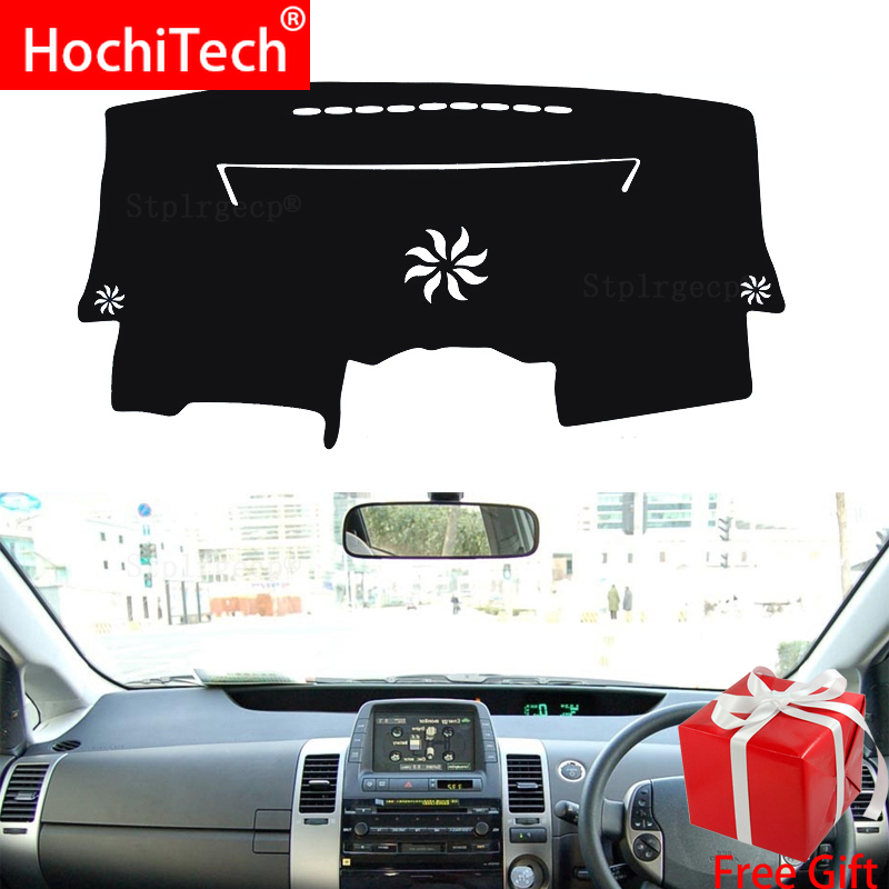 For Toyota Prius 20 2004 2005 2006 2007 2008 2009 XW20 Dashboard Cover Pad Sun Protection Pad UV Protection Mat Right Hand Drive