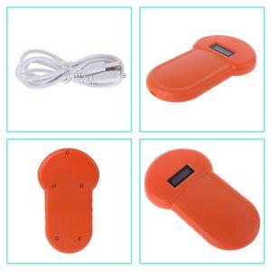 Image 3 - 애완 동물 ID 리더 동물 칩 디지털 스캐너 USB 충전식 마이크로 칩 핸드 헬드 식별 일반 응용 프로그램