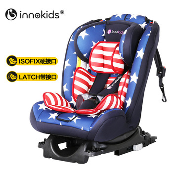 360 Degree Baby Car Seat Child Car Safety Seat Isofix Latch Connection 0-12 Years Baby Booster Car Seat ECE newborn baby safe car seats car general 0 12 years old child baby isofix hard interface can lie car seat