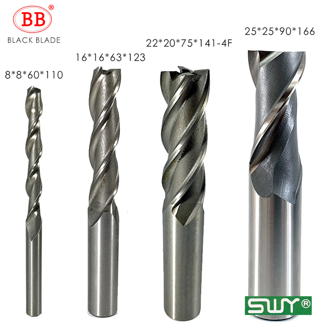 Cleveland C39029 HG-2B High Speed Steel Single End 2-Flute Center Cutting Ball Nose Finisher End Mill Greenfield Industries