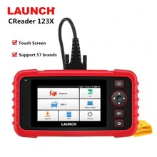 LAUNCH CRP123X OBD2 Code Reader for Engine Transmission ABS SRS Diagnostics with