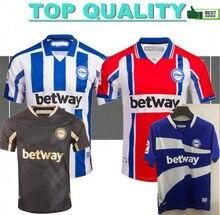 Esportes alavés futebol jerseys 20 21 alaves 100th centenário camisa de futebol sobrinho joselu pere pons futebol shirtsl