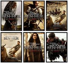 лучшая цена Ben-Hur Movie Home Decorative Painting White Kraft Paper Poster 42X30cm