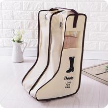 Портативный обувь сумки для хранения Длинные верховой езды против