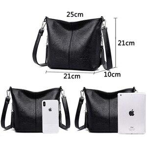 Image 3 - Senhoras quentes mão crossbody sacos para as mulheres 2020 bolsas de luxo bolsas femininas designer pequeno couro bolsa de ombro bolsas femininas sac