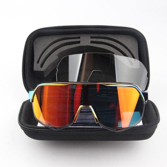 Novo s2 ciclismo óculos de sol sagan le coleção ciclismo óculos óculos de sol velocidade acessórios da bicicleta óculos de sol peter 1