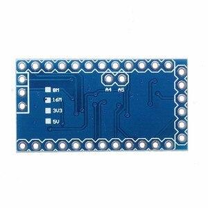 Image 5 - 2 pces leory mini atmega328 328p 5 v 16 mhz para arduino compatível pro placa do módulo