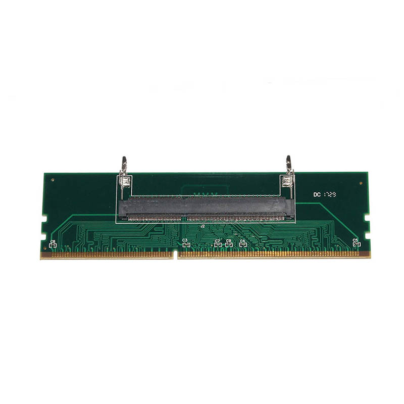 DDR3 Laptop SO-DIMM To Desktop DIMM Memory RAM Connector Adapter 240 To 204P B99
