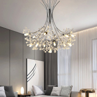 Tree Branch chandelier flower lamp Kids room Dining room Kitchen lustre suspension lamp indoor home decor luxury chandelier