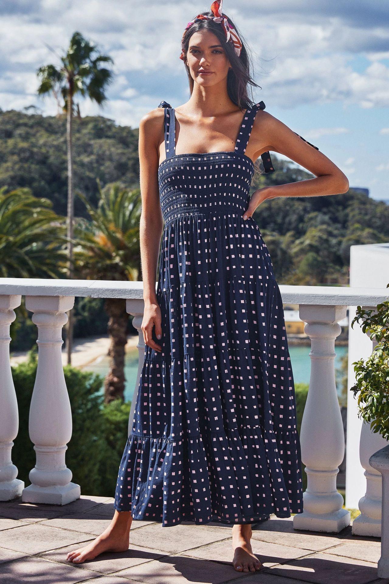 Fashion Summer Women Dress Square Neck Sling Print Sexy Halter Beach Dress Women's Casual Holiday Dresses 2021 New Vestidos 9