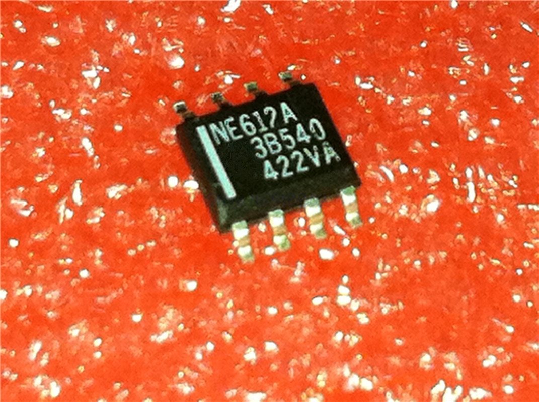 5pcs/lot SA612A SA612 NE612A NE612 SOP-8 In Stock