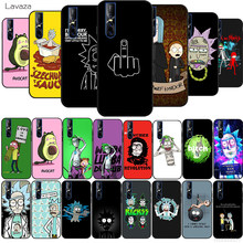 Lavaza Rick et Morty mode TPU Souple étui pour vivo Y11 17 Y53 Y55 Y69 Y71 Y81 Y85 Y89 Y91 Y91C Y93 Y95 V9 V15(China)