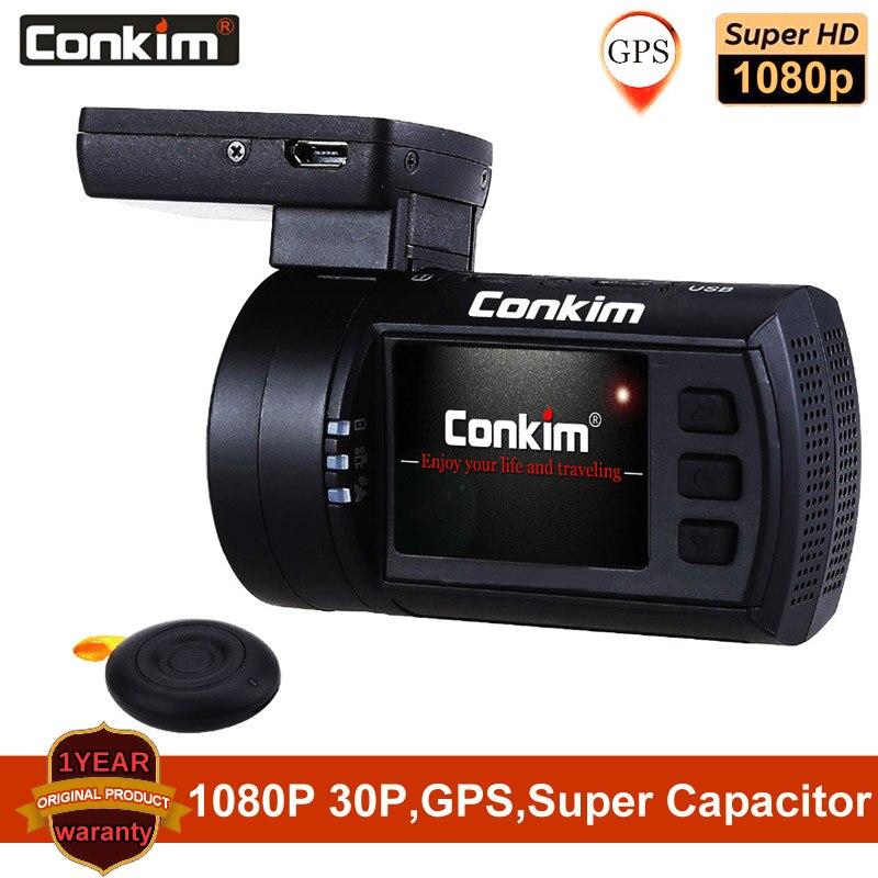 CPL+Parking Hardwire Kit Mini 0906 HD 1080P Dual Lens Car Dash Camera GPS DVR