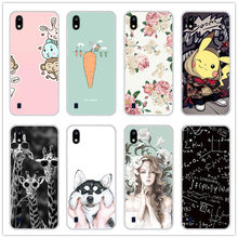 "Telefoon Geval Voor Zte Blade A3 2019 A7 2019 Zachte Siliconen Tpu Leuke Husky Painted Back Cover Voor Zte A3 a7 2019 5.0 ""6.09"" Telefoon Shell(China)"
