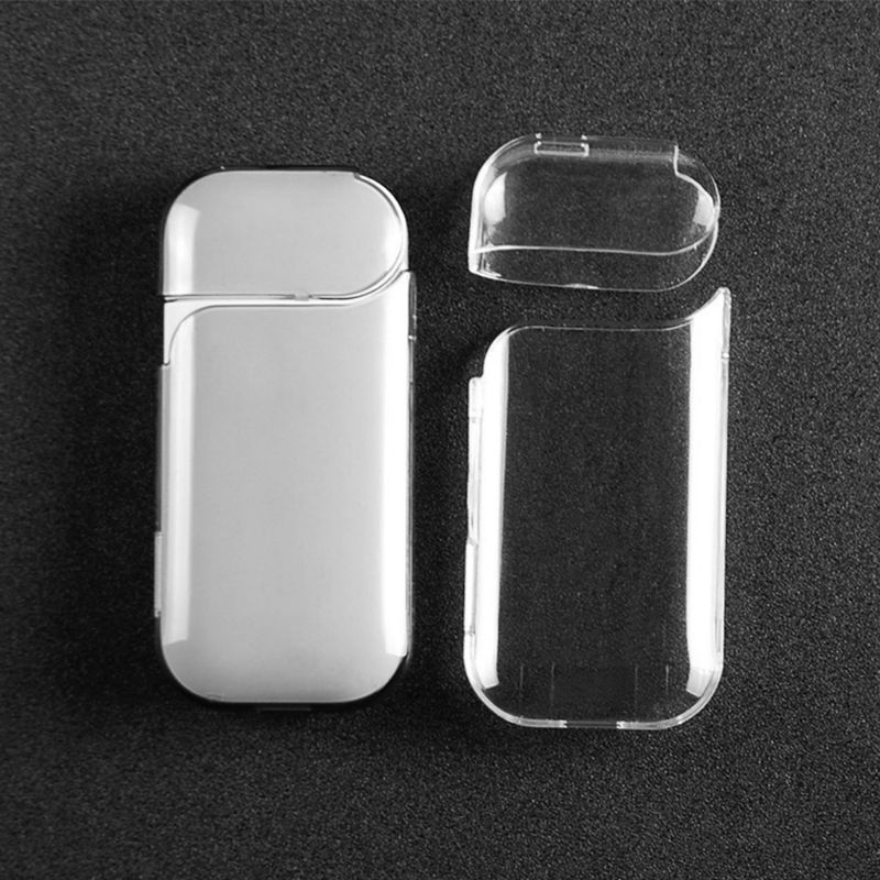 Transparent Portable Waterproof Dust Protector Anti Scratch Protective Hard Case For IQOS