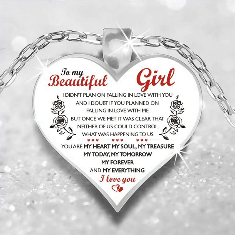to my girl