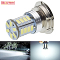 Светодиодный светильник для мотоцикла P26S, 26SMD, 6 в, 12 В, 24 В, 30 в, белый, 3,5 Вт, 6000K, 1 шт.