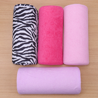 1PC Soft Hand Rests Washable Hand Cushion Sponge Pillow Arm Rests Manicure Hand Rests Pillow Cushion Nail Art Tool