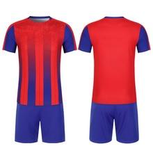 blank soccer jersey Soccer Jersey Sets Sales Online Support Buy Football Team Wear 1Set Quick Dry Breathable Jersey Soccer Wear