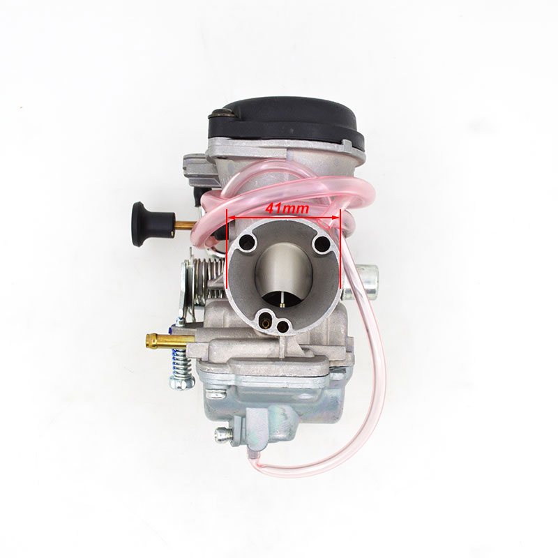 NEW High Quality Motorcycle Carburetor PD26 26mm For Suzuki GN125 1994 - 2001 GS125 125cc EN125 Dnepr MT-11 Hand Choke image
