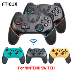 Bluetooth Wireless Controller For Nintend Switch Pro Console Gamepads NS Switch Pro Game Joystick with 6-Axis Handle For N-SL