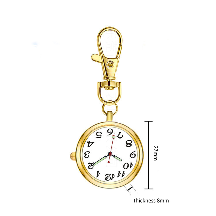 Classic Pocket Watch Nurse Watches Student For Examination For Test Medical For The Aged Gift For Hospital Doctor Dropshipping