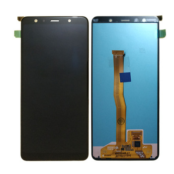 Original For SAMSUNG GALAXY A7 2018 LCD A750 A750F Display Touch Screen Digitizer Assembly A750FN A750G Super AMOLED lcd screen
