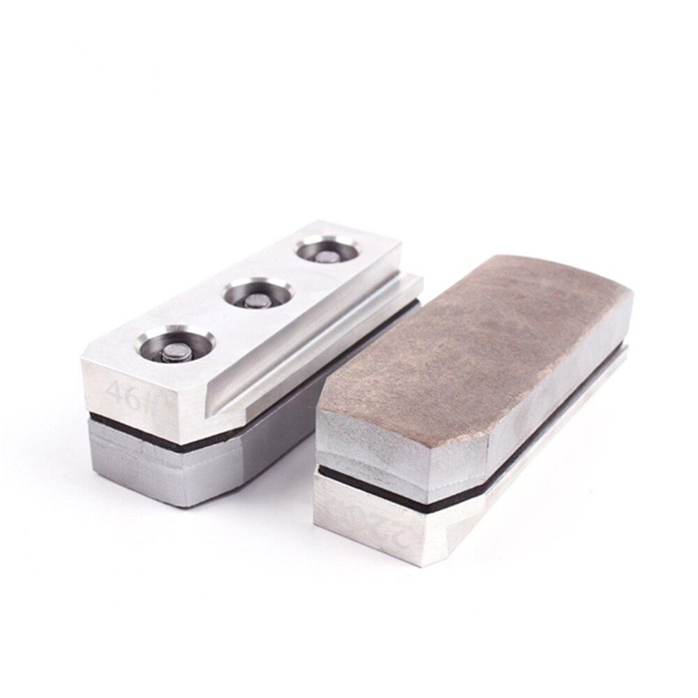 ST01 diamant abrasif outils de meulage pierre polissage brique métal liaison diamant Fickert pour carreaux de dalle de granit 5 pièces