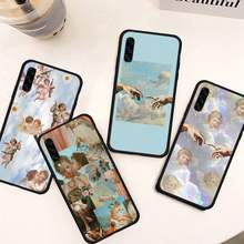 Renaissance angels baby art etui Phone Case For Samsung Galaxy J2 J4 J5 J6 J7 J8 2016 2017 2018 Prime Pro plus Neo duo(China)