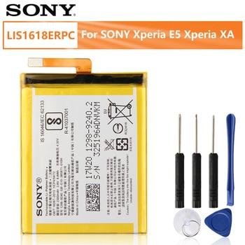 цена на Original Battery LIP1635ERPCS For Sony Xperia XA1 G3112 G3121 G3116 LIS1618ERPC Replacement Phone Battery 2300mAh