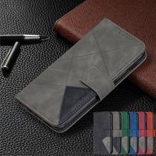 Dla samsung Galaxy A21s A 21s A217 A217F luksusowe skórzane etui na telefony dla samsung A21 A 21 A215F A215 portfel odwróć pokrywa Coque